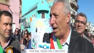 Panorama Oggi - Niscemi Sagra del Carciofo 2017