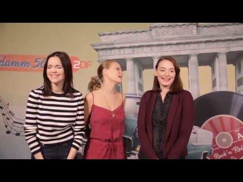 "KU'DAMM 56: Outtakes #1 ""Sexy Boys"" mit Sonja, Emilia & Maria  // UFA FICTION"