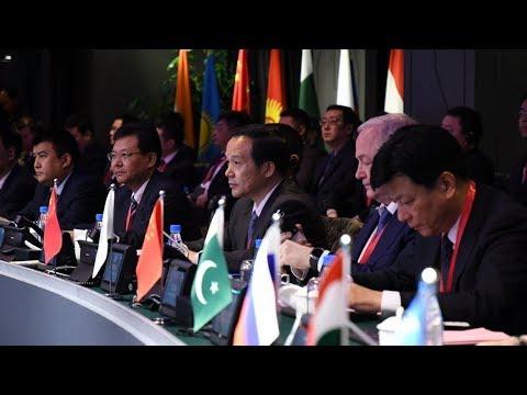 SCO joint anti-cyber terrorism exercise held in Xiamen