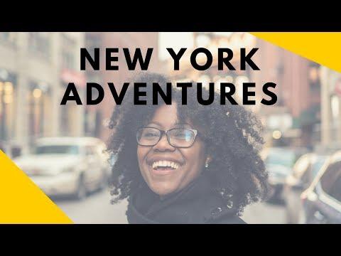 Night Life in NYC Vlog