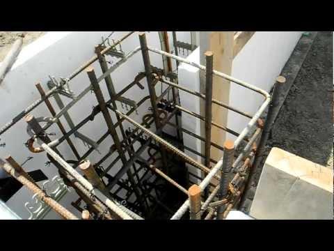 Nudura icf building gerry turner contracting doovi for Building with icf blocks