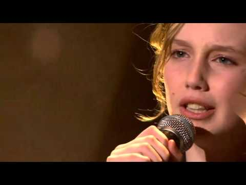 Jasmine - 'Pompeii'   Finale   The Voice Kids   VTM