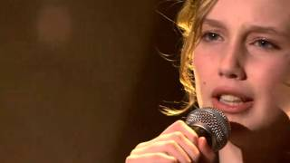 Jasmine - 'pompeii'  Finale  The Voice Kids  Vtm
