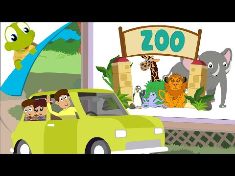 We Are Going To The Zoo Song