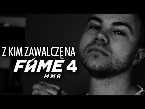 Z KIM ZAWALCZĘ NA FAME MMA 4 W ZASTĘPSTWIE?