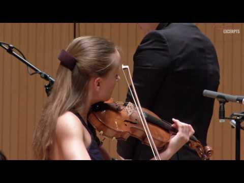 Anna Egholm - 3rd prize 2016 - CARL NIELSEN VIOLIN CONCERTO