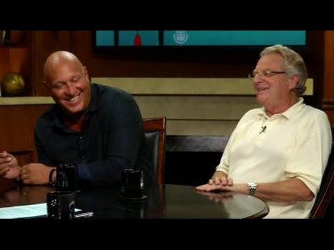 "Jerry Springer and Steve Wilkos  on ""Larry King Now"" - Full Episode in the U.S. on Ora.TV"