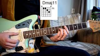 King Krule - Perfecto Miserable Guitar Lesson