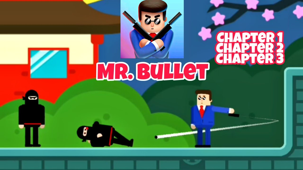 Mr. Bullet Puzzle Gameplay Chapter 1-3 Solutions | Today's Special