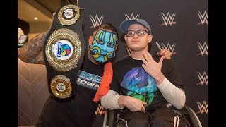 WWE Superstar Jeff Hardy Makes a Dream Come True