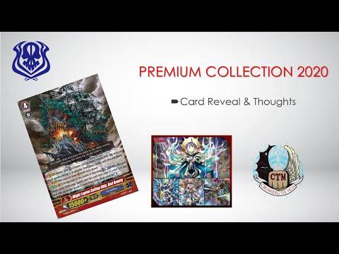 Bad Bounty : PREMIUM COLLECTION 2020 Reveals : Cardfight!! Vanguard |