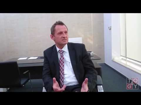 TOGY talks to Herbert Klausner, CEO for Kuwait operations of Siemens