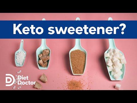 The best keto sweeteners?