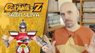 CULTURE Z #16 - SAINT SEIYA (Les chevaliers du Zodiaque)