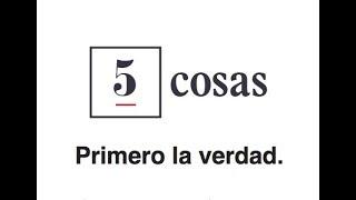5 cosas, el nuevo newsletter de CNN en Español