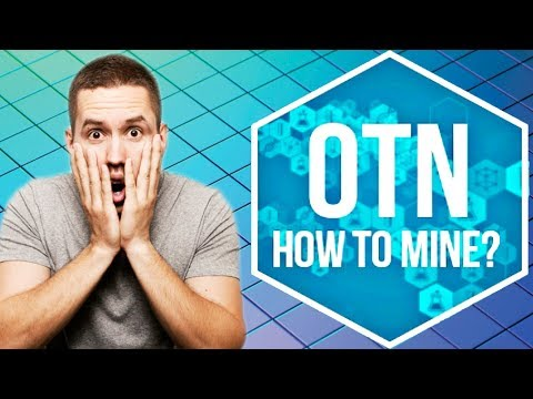 Open Trading Network - New Cryptocurrency - GET OTN TOKENS - Review For Beginners