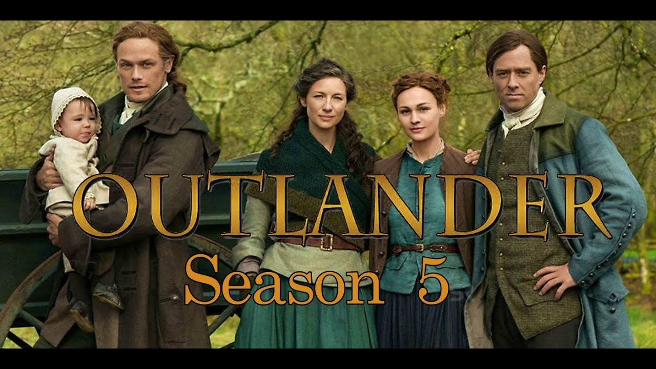 Image result for outlander season 5