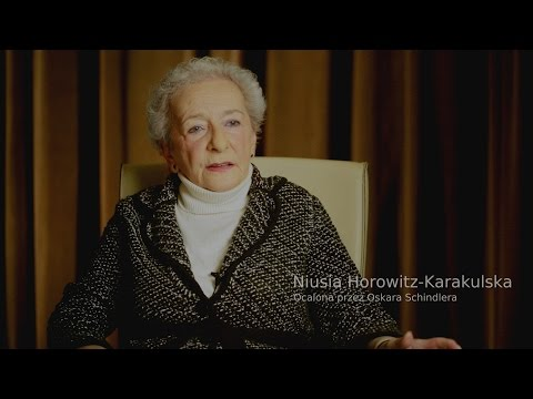 Ocalić od zapomnienia - Niusia (Bronisława) Horowitz-Karakulska