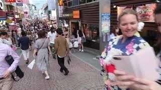 原宿 竹下通りを歩く 2019年7月10日(水)