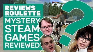 Reviews Roulette: Tony Hawk On A Unicycle | Mystery Steam Game Reviews