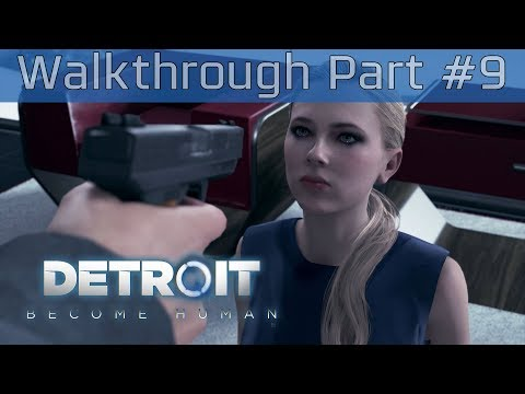 Detroit: Become Human - Meet Kamski, Freedom March and Last Chance Connor Walkthrough [HD 1080P]