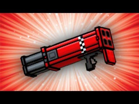 Pixel Gun 3D - Armageddon UP2 [Review]