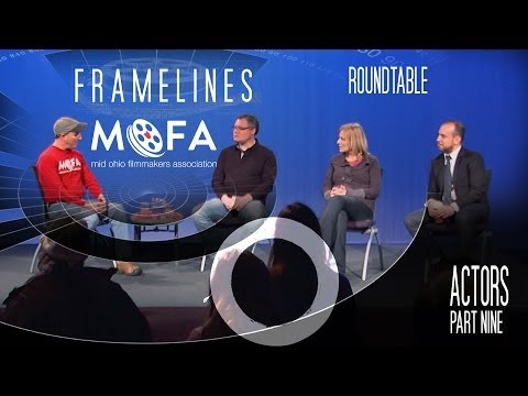 RoundTable - MOFA Panel with Actors part 9 - Best Direction