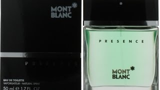 Review Mont Blanc Presence