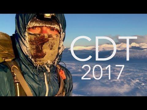 2017 Continental Divide Trail Thru Hike
