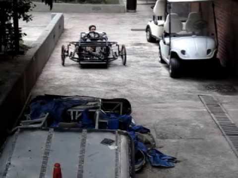 Hong Kong Polytechnic University Solar Car Project