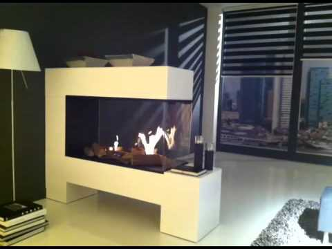 ethanol kamin bioethanolkamine t v gepr ft nach din4734 1 youtube. Black Bedroom Furniture Sets. Home Design Ideas