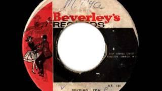 THE MAYTALS - Peeping Tom + version (1970 Beverley