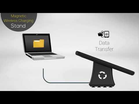 Energizer® Magnetic Wireless Charging & Data Transfer - UE3001PT