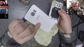Samsung s6 and Kobo book reader charging ports repair