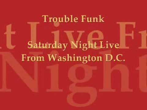 Trouble Funk ~ A-Groove/That's What We're Talking About/Take It To The Bridge /Grip It ♫ part.2