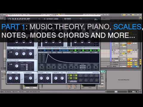 Music Theory For Electronic Music Producers - Teaser 1