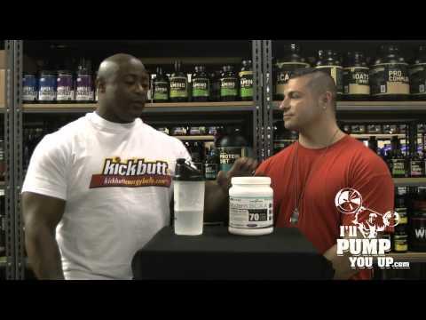 USP Labs Modern BCAA Review with NPC SuperHeavyweight Bodybuilder Eclipse
