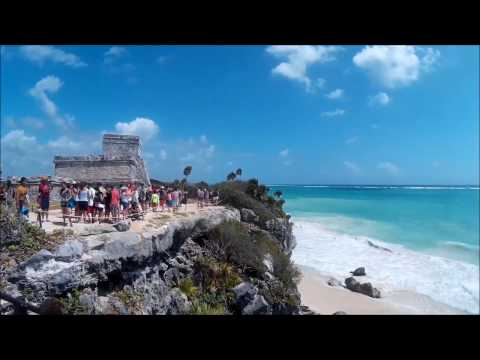 Trip to Mexico; Chichen Itza, Cancun, Tulum and much more