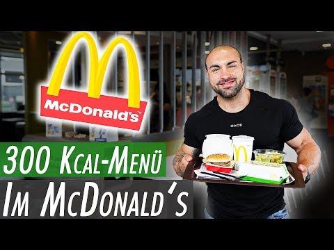 So UNGESUND Ist McDonalds WIRKLICH - Fast Food Restaurants Im Fitness Check 🤔