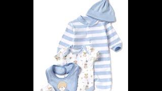 Удобная и неудобная одежда для новорожденного(Одежда для новорожденного Распашонки, боди, майки с коротким и длинным рукавом и специальным расширенным..., 2016-02-18T17:20:03.000Z)