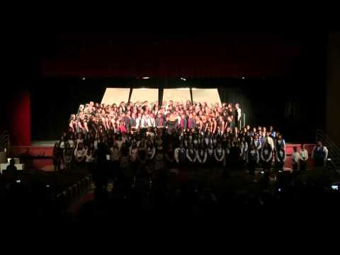 Battle Hymn of the Republic - Combined Choirs