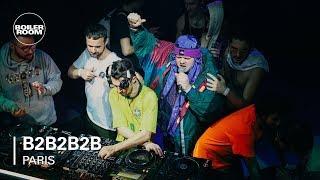 Baixar Amor Satyr, Tommy Kid, Samos Promesses, Tévéa   Boiler Room x Uber Pool presents B2B2B2B