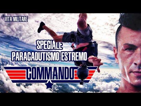 SPECIALE SKYDIVE ★ PARACADUTISMO ESTREMO - Frankie Commando