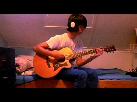 (Billy Talent) - Fallen Leaves - Acoustic Guitar Cover