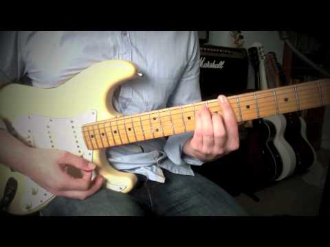 Locked Out Of Heaven Guitar Lesson Bruno Mars Locked Out Of