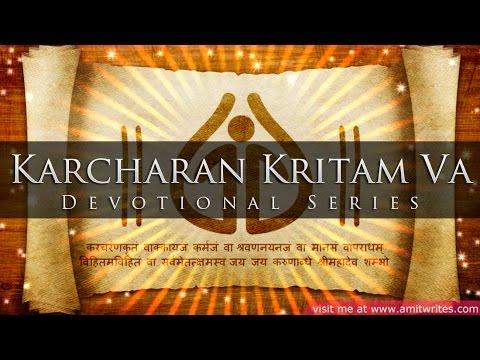 Pt Jasraj - Karacharana Kritam Vaa (Kshama Prarthna in ...
