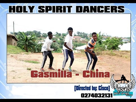 ALLO DANCERS AND TEAM HSD[HOLYSPIRIT DANCERS] DANCE TO GASMILLA -CHINA