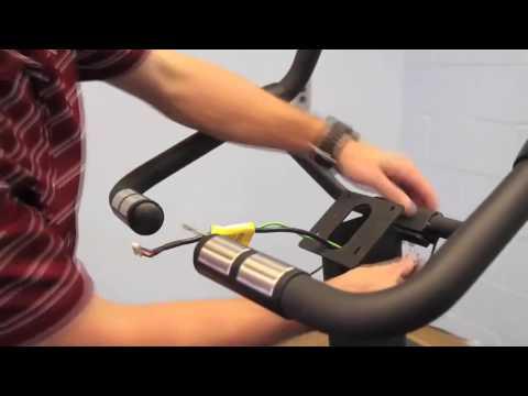 Sole Fitness LCB Upright Bike Installation Step 3/4