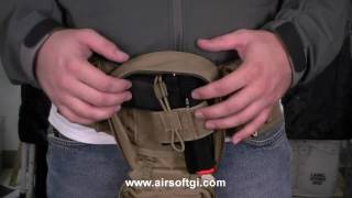 Airsoft GI - OE TECH Tactical Fanny Pack