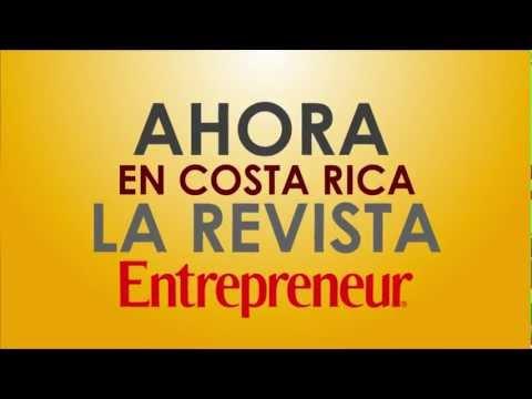 Revista Entrepreneur en Costa Rica